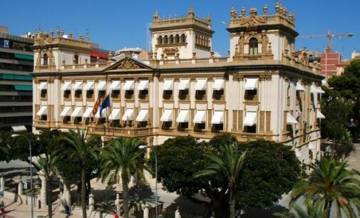 La Diputación concede a Villena más de 180.000 euros para ayudas de protección frente a la COVID-19, culturales y 31.000 mascarillas