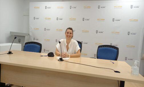 Elena Benítez asegura que en esta legislatura se ha reforzado e impulsado la Educación