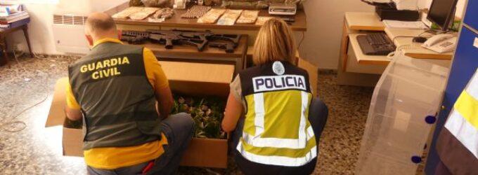 Desmantelan una organización criminal en Yecla con ramificación en Villena