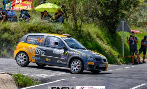 Fin de semana de Rallys para Talleres Cerro motorsport