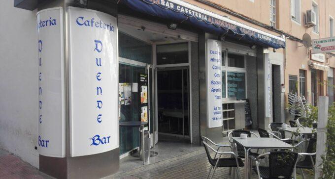 Bar-Cafetería Duende, una amplia y variada carta
