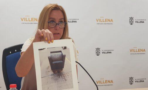 El PP pide la adquisición de una máquina especializada para baldear a presión las calles de Villena