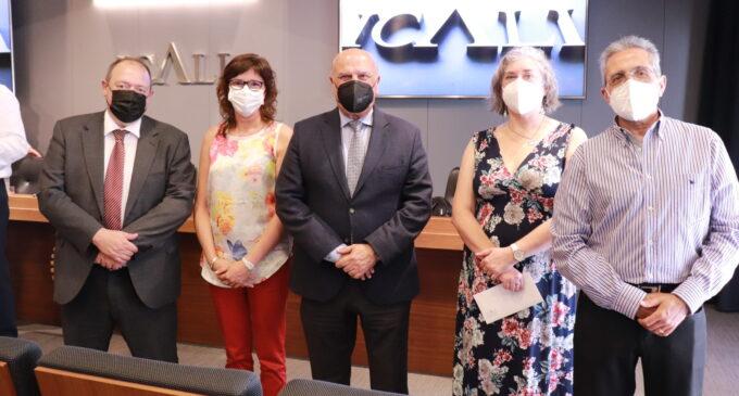 El Colegio de la Abogacía de Alicante colabora con la Asociación de Familiares de Personas con Alzheimer de Villena y comarca