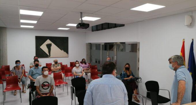 Nueve personas comienzan a trabajar en el Ayuntamiento a través del programa de empleo EMCORP