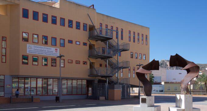 La Universidad de Alicante impulsa el grado de Relaciones Laborales y Recursos Humanos en la EURLE de Elda