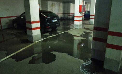 Los administradores de fincas solicitan al Ayuntamiento de Villena  la reparación urgente del alcantarillado de la calle Ferriz
