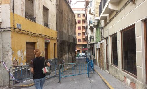 Una solución para la casa de la calle Capitán López Tarruella