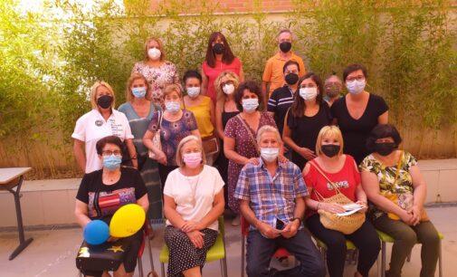 Bienestar Social clausura el taller de formación para personas cuidadoras no profesionales