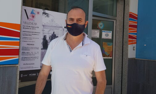 """Jorge García: """"La asociación Comercios y Servicios Vi es un referente nacional e internacional """""""