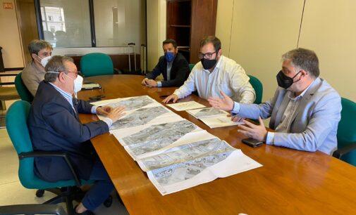 El Ayuntamiento logra con el Ministerio un acuerdo de solución para desbloquear la afección de empresas cercanas a la autovía