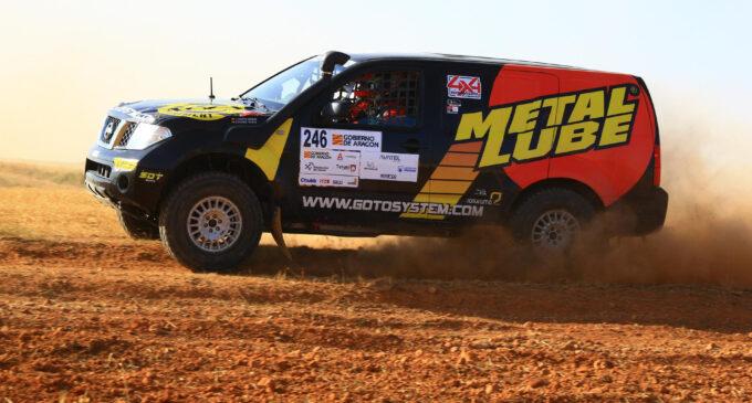 Increíble carrera del Metal Lube Rally en la Baja España