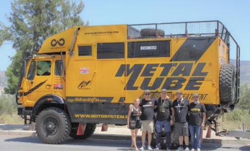 """Metal Lube Rally Raid, en el mundial """"Baja Aragón"""""""