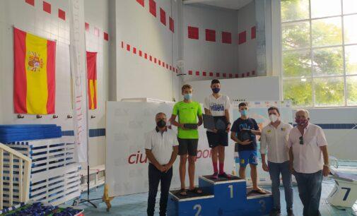 Javier Marí y Sergio Martínez, ganadores del Trofeo Diputación de Alicante de natación