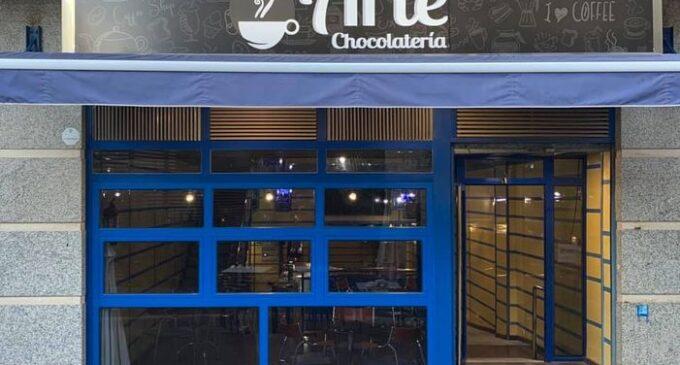 CafeArte chocolatería, desde cóctel a desayunos saludables