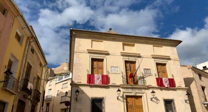 Biar destina 10.196 euros para la mejora del ayuntamiento