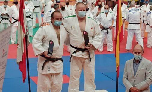 Dos campeones de España y subcampeón, en Judo