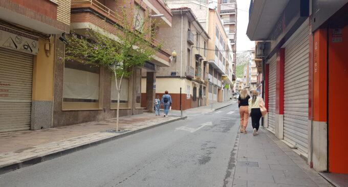 Corte eléctrico de 10 a 12 en cuatro calles de Villena