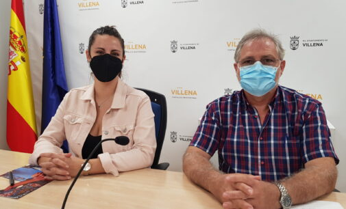 Villena expondrá en Valencia su modelo de prevención contra el absentismo escolar