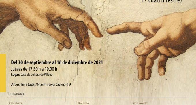 """La Sede inicia el curso """"Encuentros Fe, Cultura y Ciencia"""""""