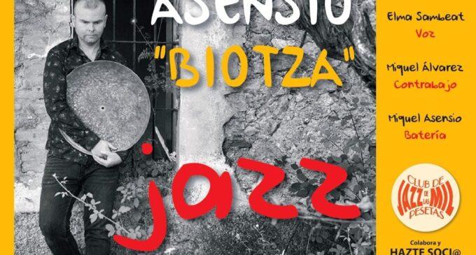 El Cluz de Jazz De Las Mil pesetas retoma la programación este sábado