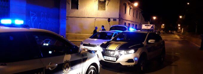 La Policía Local de Villena detiene a dos atracadores de habían robado en un 24 Horas en Elche