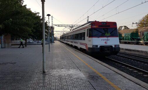 El PP demanda el incremento de los trenes de cercanías entre Villena y Alicante
