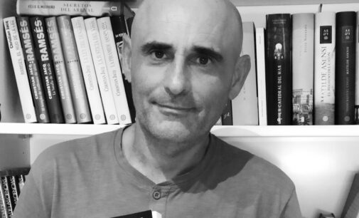 """""""Los reflejos ausentes"""", primera novela romántica de Francisco Javier Rodenas"""