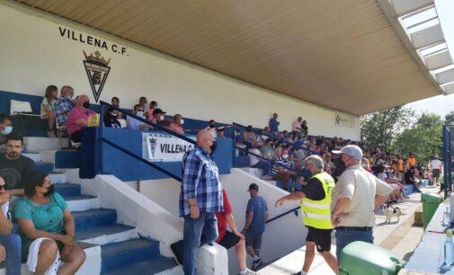 Villena deja escapar 30.000 € de una ayuda de Diputación para instalaciones deportivas