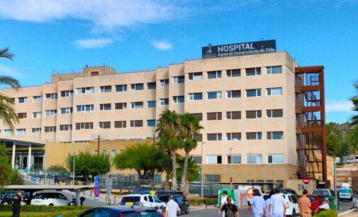 Sanidad licita la redacción de los proyectos para ampliar el Edificio II del Hospital de Elda