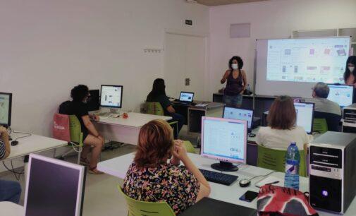 La Lanzadera de Empleo inicia las sesiones presenciales de refuerzo en la búsqueda de empleo en grupo y de trabajo colectivo