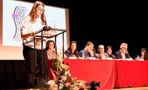 La alumna del IES Hermanos Amorós, Lucía López Ribera, Premio Extraordinario de Bachillerato