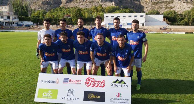 El Villena CF comienza la liga con victoria