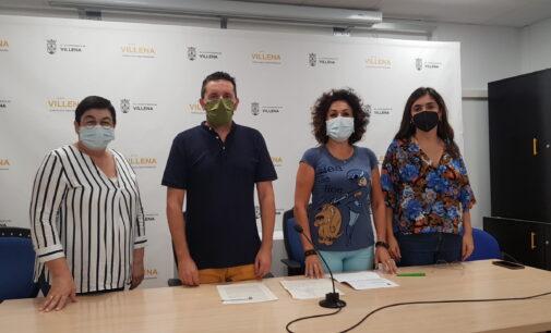 """Los Verdes plantean romper  con el PSOE porque no quieren convertir Villena en un """"mar de cristal"""""""