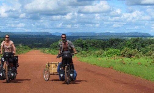 """Estreno del documental """"África en Cinecicleta"""""""