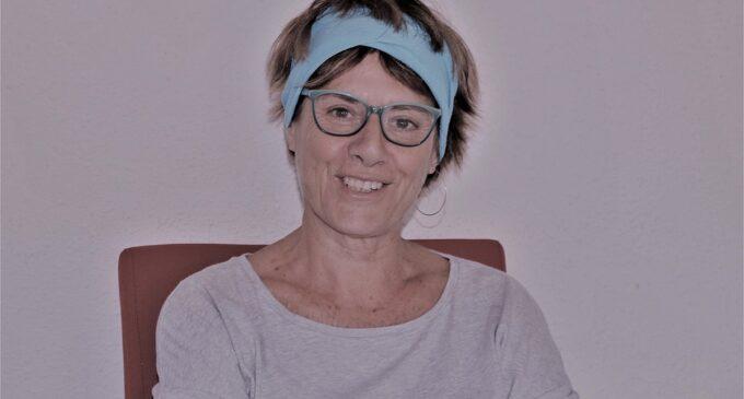 La periodista Llum Quiñonero ofrece su conferencia 'Descarriadas'