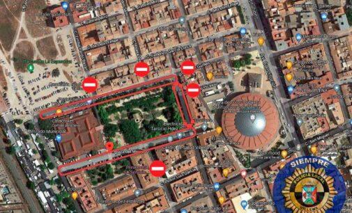La Plaza del Mercado se cortará al tráfico para ubicar el mercadillo de los jueves
