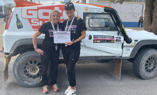 Pochola Hernández vuelve a la competición en el Rally TT de Cuenca