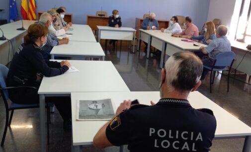 El Ayuntamiento coordina la jornada de traslado de la imagen de La Morenica al Santuario