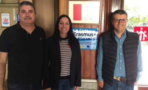 Un Erasmus + para tres profesores de Salesianos en una tierra de hielo y fuego