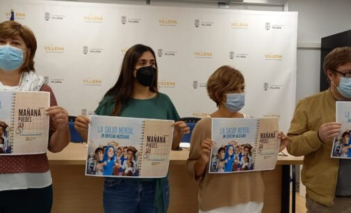 El Día Mundial de la Salud Mental  impulsará el Pacto por la Salud Mental en el Vinalopó