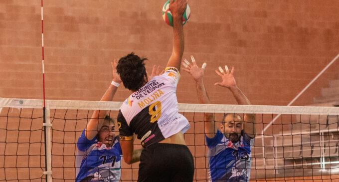 Comienzo con victoria en la superliga2 de voleibol