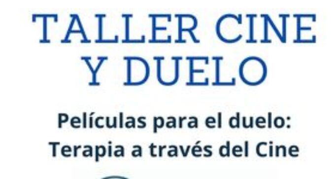 La Asociación Juan Navío realiza un taller sobre cine y duelo